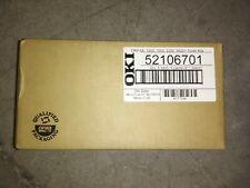 Genuine Case of 6 Okidata 52106701 Black Toner Cartridges Okifax 1000 1050 BNIB