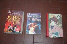 Liebes Roman BuchPaket  - 3 verschiedene Bücher