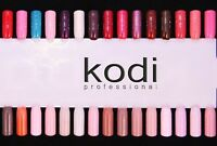 Kodi Professional - Gel LED/UV Nail Polish Professional Color 8 ml. 12 ml.