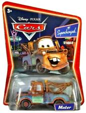 Disney Cars Supercharged Mater Diecast Car