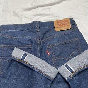 Vintage 1980's Levi's 501 Redline Selvedge Jeans #524