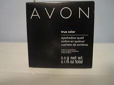 AVON  True Color Eyeshadow Quad  ~~  SAVAGE BEAUTY