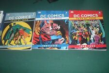 The Ultimate DC Comics Super Hero Collection SET OF 3 COMIC  BOOKS USED