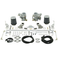 Empi 47-7401 Dual 34 Epc Carburetor Kit For Volkswagen Single Port Engines