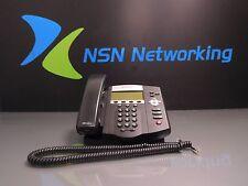 Polycom SoundPoint IP450 SIP VoiP Phone 2201-12450-001 Base Handset