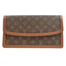 Vintage Louis Vuitton Pochette Damme Gm Clutch Hand Bag Monogram M51810