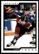 1996-97 Score Scott Young #140