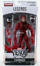 Marvel Legends Carnage from Venom Wave 1 BAF Monster Venom USA SELLER IN STOCK
