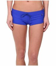 d6f4ddd30b Body Glove Women s Blue Sporty Swim Shorts 3813 Size M