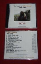 THE MUSIC OF JOHN DENVER  MUSIC PUBLISHING 1CD
