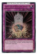 "Yu-Gi-Oh - ""Carte de la Dernière Volonté"" LC04-FR003 - Ultra rare"