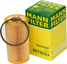 Engine Oil Filter MANN HU 719/6 x