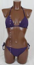 calzedonia XS042 costume bagno bikini donna mare piscina prugna 1 XS 65 80 30