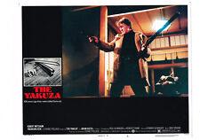 THE YAKUZA ROBERT MITCHUM ORIGINAL 11X14 US LOBBY CARD #8