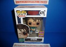 Steve Stranger Things POP Figure #475 Convention Exclusive W/ Protector Funko