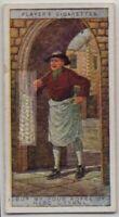Onion Vegetable Peddler London British Street Original 100+ Y/0 Trade Ad Card