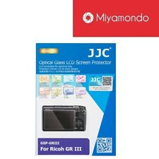 JJC GSP-GRIII Optical Tempered Glass LCD Screen Protector for Ricoh GR III