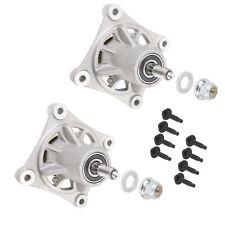 2 Spindle Assembly for Husqvarna Ayp Electrolux Craftsman 532174358 587125201