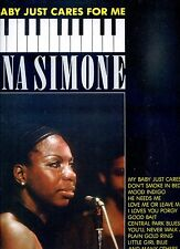 NINA SIMONE my baby just cares for me EEC 1987 EX LP