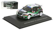 IXO (WB 021) RAM583 Skoda Fabia #3 S2000 Winner Ypres 2014 - F Loix 1/43 Scale