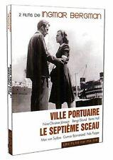 VILLE PORTUAIRE + LE SEPTIÈME SCEAU d'Ingmar Bergman - DOUBLE DVD