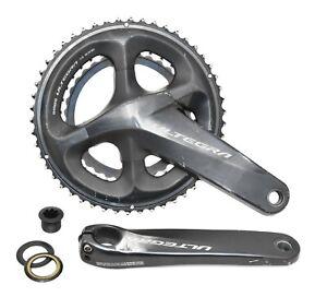 Shimano Ultegra FC-R8000 2x 11s Road Bike Crankset 170mm 50/34t Hollowtech II