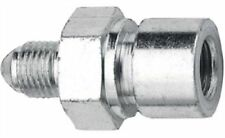 Steel Tubing Adapter -4 AN X 3/8 -24 I.F.   Fragola 650221