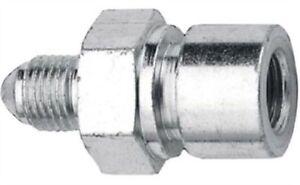 Steel Tubing Adapter -4 AN X 3/8 -24 I.F.   Fragola 650221