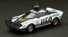 LANCIA STRATOS HF #17 SAFARI 1976 HPI RACING BIANCO 1:43