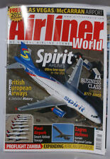 January Aircraft Airliner World Transportation Magazines
