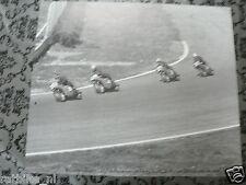 K020 POSTER ROADRACE 125CC TAVERI,REDMAN,ROBB,TANAKA,HONDA