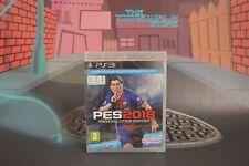 Pro Evolution Soccer 2018 PES 2018 (Playstation 3 PS3 2017) Nuevo precintado