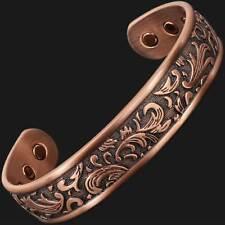 Copper Magnetic Bracelet for Women Arthritis Pain Relief Healing M-L - Phoenix