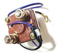 12 Volt Universal Starter Relay Solenoid with 2 Wires, for Tractors and Farming