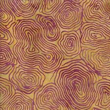 Makower Isla Batiks 100% Algodón Patchwork Quilt Batik Tela 6/590 por 0,5 M
