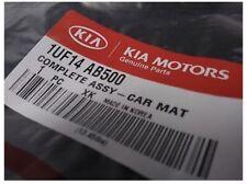 12-13 Kia Sorento 7 Passenger NEW OEM Carpet Floor 1st,2nd,3rd Black 1UF14-AB500