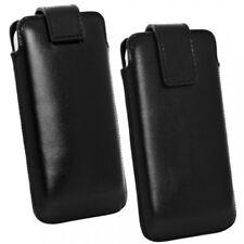 Tasche Hülle in schwarz für ACER Liquid E700 Trio Case Schutzhülle Etui