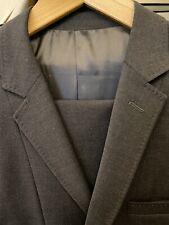D&G Dark Grey Suit, Size 54 (XL), Good Condition