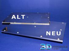 6 mm Aluminium Druckbett für Flashforge, Makerbot, Duplicator, Replicator, CTC