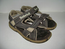 TIMBERLAND TODDLER BOYS SHOES SANDALS size 10 M BROWN CUTE