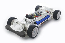 Tamiya 47364 1/10 RC 4WD On-Road Car TT-02 Chassis Kit White Special Limited