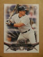 2016 Topps Tribute Baseball 5x7 15/49 #88 Mark Teixeira Yankees