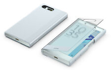 New Original SONY SCTF20 Style Protect Case Cover for Xperia X Compact - Blue