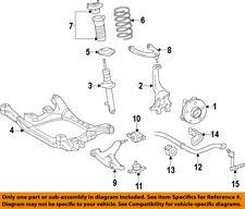 Lexus TOYOTA OEM 13-15 GS350-Front Hub & Bearing 4355030031