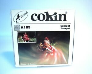 Brand New Cokin A189 Sunspot Filter Series A.—M802