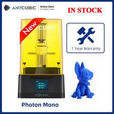 2020 New Anycubic Photon Mono Stampante 3D Alta velocità UV Resina 130*82*165mm