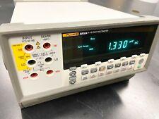 FLUKE  8808A 5.5 Digit Bench Digital Multimeter DMM