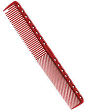 YS Park 336 Quick Hair Cutting Comb In RED 100% Genuine YS Park