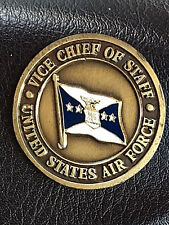 Authentic FMR USAF Vice Chief of Staff  Coin -155