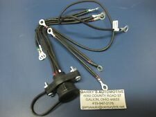 WARN 39886 Replacement Remote Control Female Socket Recepticle Winch Harness